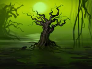 Lizardmen Swamp